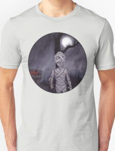 the MUMMY RETURNS Unisex T-Shirt