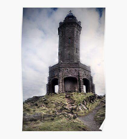Darwen Tower Poster