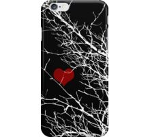 Cold Air Is Reaching For My Heart iPhone Case/Skin