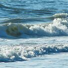 Blue Waves by Jennie L. Richards