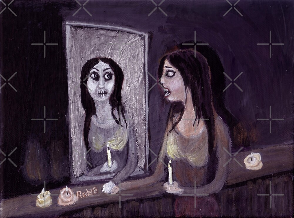 the MIRROR by ROUBLE RUST