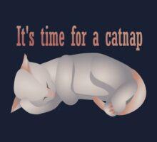 Catnap One Piece - Short Sleeve