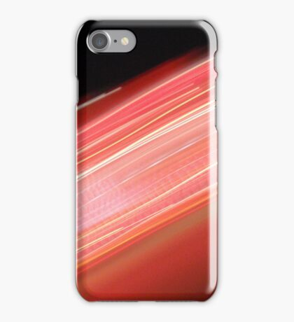 Streakers - Peachie iPhone Case/Skin
