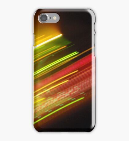 Streakers - Reddy Green Lellow  iPhone Case/Skin
