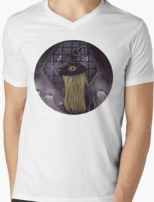 Witches Waiting... Mens V-Neck T-Shirt
