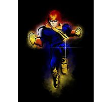 Knee of Justice  Photographic Print