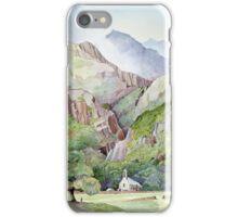 Beddgelert iPhone Case/Skin
