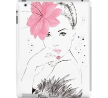 Adorable Amy iPad Case/Skin