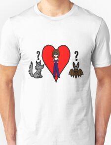 Decisions, decisions! T-Shirt