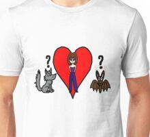 Decisions, decisions! Unisex T-Shirt