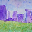 These Ancient Stones by MysticDragonfly