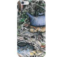 A Potter's Garden (No.4)  iPhone Case/Skin