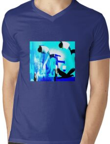 Fly With me Mens V-Neck T-Shirt