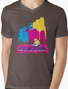 The Big Sleep @ SXSW Mens V-Neck T-Shirt