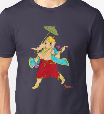 Lord Ganesh  T-Shirt