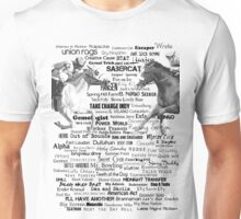 2012 Kentucky Derby Hopefuls Unisex T-Shirt