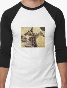 Nature-friends Men's Baseball ¾ T-Shirt