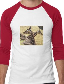 Nature-friends Men's Baseball ¾ T-Shirt