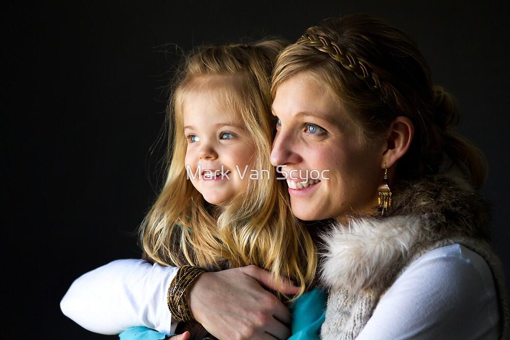 Mother and Daughter by Mark Van Scyoc