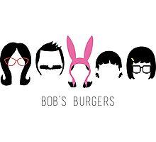Bob's Burgers Photographic Print