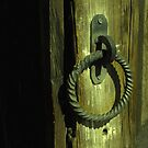 Door Pull - Ghost Town by waddleudo