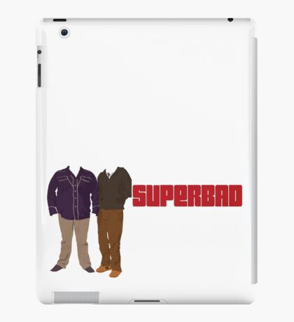 Superbad iPad Case/Skin