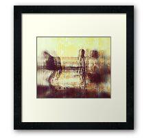 SOUL OF A GIRL Framed Print