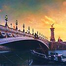 Alexander III Bridge by John Rivera