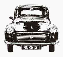 Morris Minor Kids Tee
