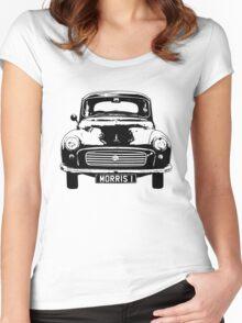 Morris Minor Women's Fitted Scoop T-Shirt