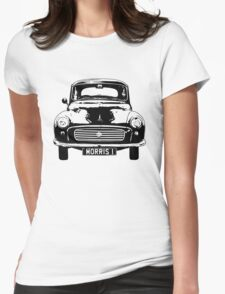 Morris Minor Womens Fitted T-Shirt