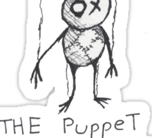 The Puppet Sticker