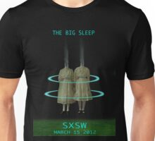 Twilight Sisters T-shirt (for The Big Sleep t-shirt contest) Unisex T-Shirt
