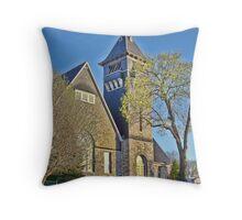 Grace United Methodist Church Throw Pillow