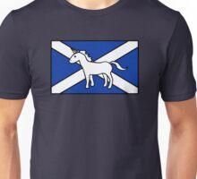 Unicorn, Scotland's National Animal Unisex T-Shirt