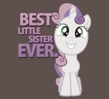 Sweetie Belle - Best Little Sister Ever Kids Clothes