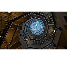 Endless Staircase Photographic Print