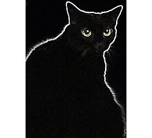 Night Watchman Photographic Print