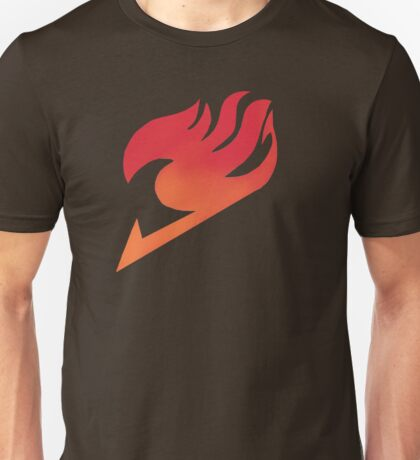 Fairy Tail Logo Unisex T-Shirt