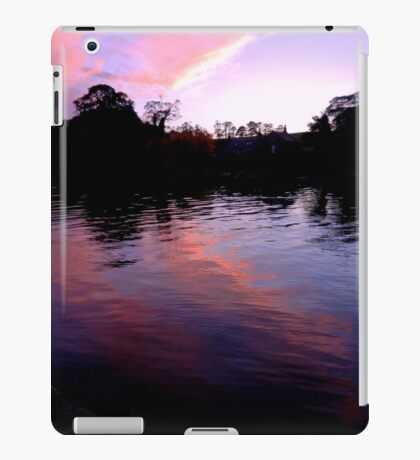 Cramond Foreshore iPad Case/Skin