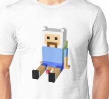 Weird 3D Guy Unisex T-Shirt