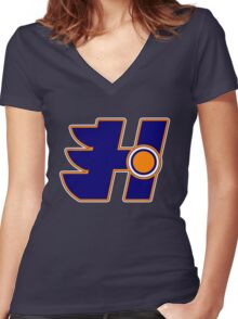 Halifax Highlanders Women's Fitted V-Neck T-Shirt