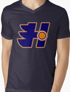 Halifax Highlanders Mens V-Neck T-Shirt