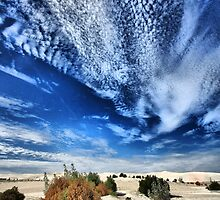 Desert Clouds by Jill Fisher