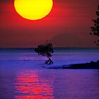 Fireball Bali Sunrise by JohnKarmouche
