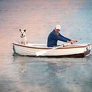 Dog Captian by ArtThatSmiles