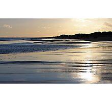 Shining sands Photographic Print