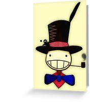Turnip Head, Howls Moving Castle! Greeting Card