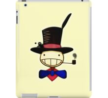 Turnip Head, Howls Moving Castle! iPad Case/Skin