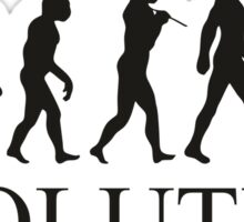 EVOLUTION  Sticker